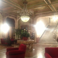 Photo taken at Grand Hotel Plaza by Sulaiman A. on 2/25/2013