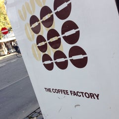 Photo taken at Coffee Factory by Thomas N. on 10/25/2013