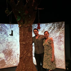 Photo taken at Abrons Art Center by Boris on 6/21/2015
