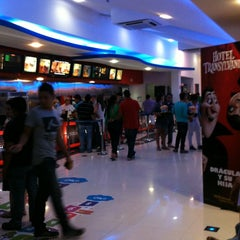 Photo taken at Cine Multiplex Villacentro by Miguel P. on 10/7/2012