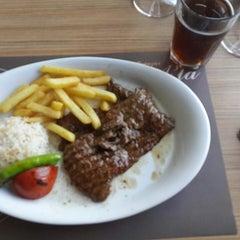 Photo taken at Boğaziçi A`la Restaurant by Ahmet Y. on 8/9/2013