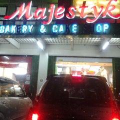 Photo taken at Majestyk Bakery & Cake Shop by Christian A. on 12/30/2012