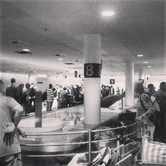 Photo taken at Bagageudlevering / Baggage Reclaim by Daniel K. on 7/6/2013