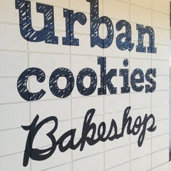 Photo taken at Urban Cookies Bakeshop by Laura O. on 1/20/2013