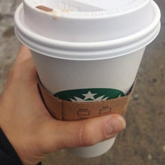 Photo taken at Starbucks by Eryn G. on 1/30/2014
