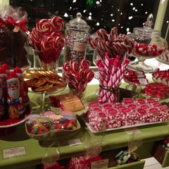 Photo taken at Miette Patisserie by Lana C. on 12/12/2012