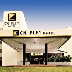 Photo taken at Chifley Penrith Hotel by SilverNeedle Hotels on 4/23/2014