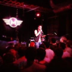 Photo taken at Motorco Music Hall by Adam G. on 9/16/2012
