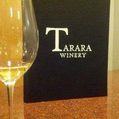 Photo taken at Tarara Winery by Patrick F. on 11/4/2012