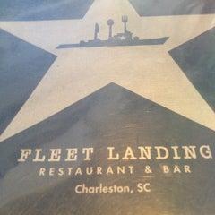 Photo taken at Fleet Landing by Sara D. on 12/22/2012