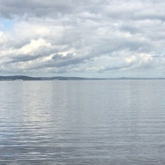 Photo taken at M/V Issaquah by D² on 4/9/2014