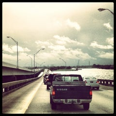Photo taken at Gandy Bridge by TEC I. on 7/2/2013