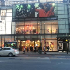 Photo taken at H&M by Mr. E. on 1/23/2013