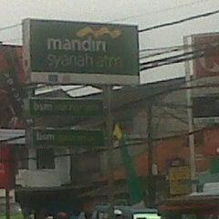 Photo taken at Bank Mandiri by Girgi J. on 7/10/2013