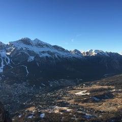 Photo taken at Rifugio Faloria by Alexander N. on 1/1/2015