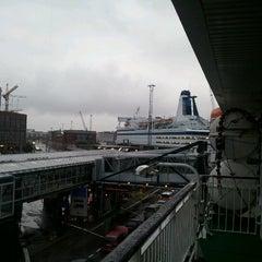 Photo taken at M/S Nordlandia by Sergey D. on 9/19/2012