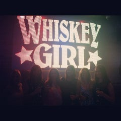 Photo taken at Whiskey Girl by Whiskey G. on 5/4/2013