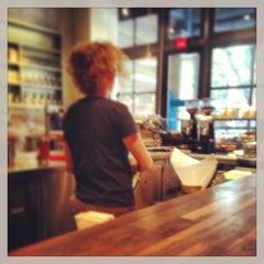 Photo taken at CoffeeBar by Ian B. on 3/17/2013