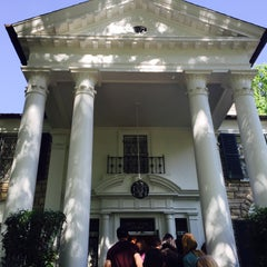 Photo taken at Graceland by Kenny U. on 5/2/2015