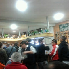 Photo taken at Bar El Bocaito by luis f. on 2/3/2013