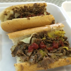 Photo taken at Philly Steak & Gyro by macha_ss on 6/18/2015