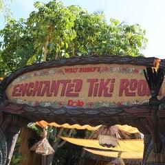 Photo taken at Enchanted Tiki Room by Corey M. on 3/15/2013