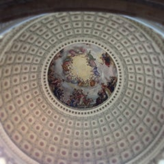 Photo taken at Rotunda of the U.S. Capitol by Greg M. on 7/6/2013