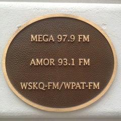 Photo taken at La Mega sbs radio by Jason G. on 10/3/2012