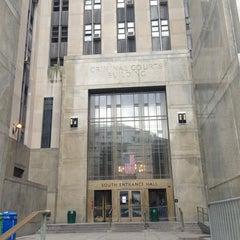Photo taken at New York City Criminal Court by Anna V. on 2/24/2013