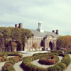 Photo taken at Governors Island by Julia J. on 9/28/2014