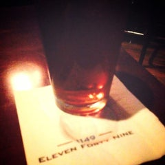 Photo taken at Eleven Forty Nine by Ben S. on 4/12/2014