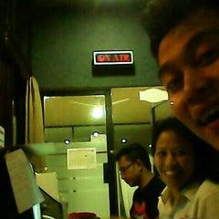 Photo taken at Sejahtera 107.3 FM by carlo j. on 9/17/2012