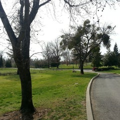 Photo taken at Rancho Murieta Country Club by Jared E. on 3/15/2013