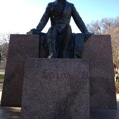 Photo taken at Baylor University by Mary A H. on 2/24/2013