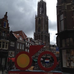 Photo taken at Stadhuis Gemeente Utrecht by Edwin V. on 6/18/2014
