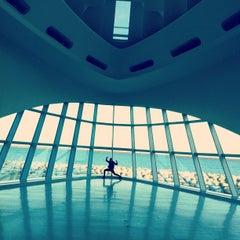 Photo taken at Milwaukee Art Museum by Jennie C. on 12/12/2012
