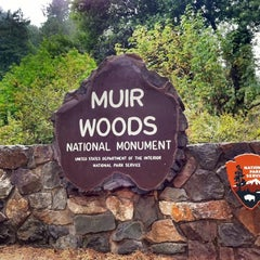 Photo taken at Muir Woods National Monument by Cory S. on 10/4/2012