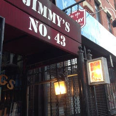 Photo taken at Jimmy's No. 43 by Al A. on 7/5/2013