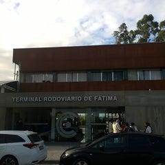 Photo taken at Terminal Rodoviário de Fátima (Cova de Iria) by Bruno C. on 10/28/2015