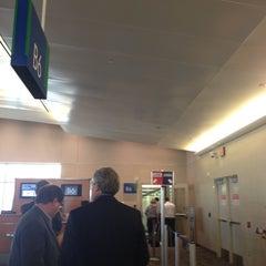 Photo taken at Gate B6 by Sandra L. on 11/10/2012