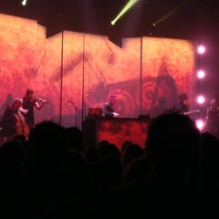 Photo taken at L'Olympia by Yannick C. on 3/20/2013