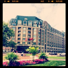 Photo taken at Mandarin Oriental, Washington D.C. by Jonathan L. on 7/13/2013