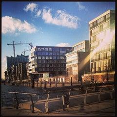 Photo taken at View Point Hamburg by Thomas G. on 2/12/2014