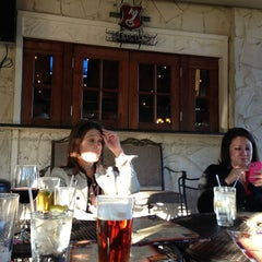 Photo taken at The Lion & Rose British Restaurant & Pub by Simon D. on 12/17/2012