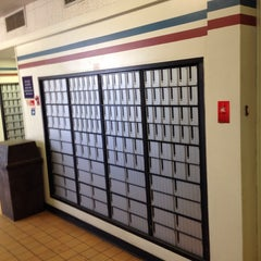 Photo taken at United States Post Office Alcott Station by Dan D. on 12/30/2013
