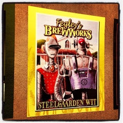 Photo taken at Fegley's Allentown Brew Works by Jonathan B. on 4/20/2013