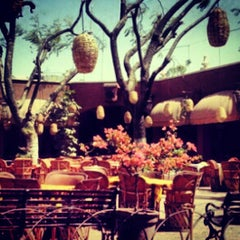 Photo taken at San Pedro Tlaquepaque by Mariano C. on 3/23/2013