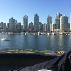 Aquabus Spyglass Dock Vancouver Bc