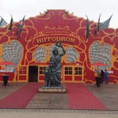 Photo taken at Hippodrom Festzelt by Martin K. on 4/29/2013
