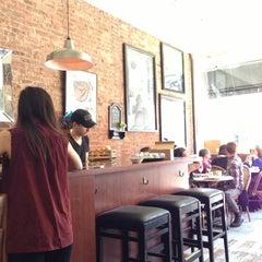 Photo taken at Rafaella Cafe by Martin K. on 4/21/2013